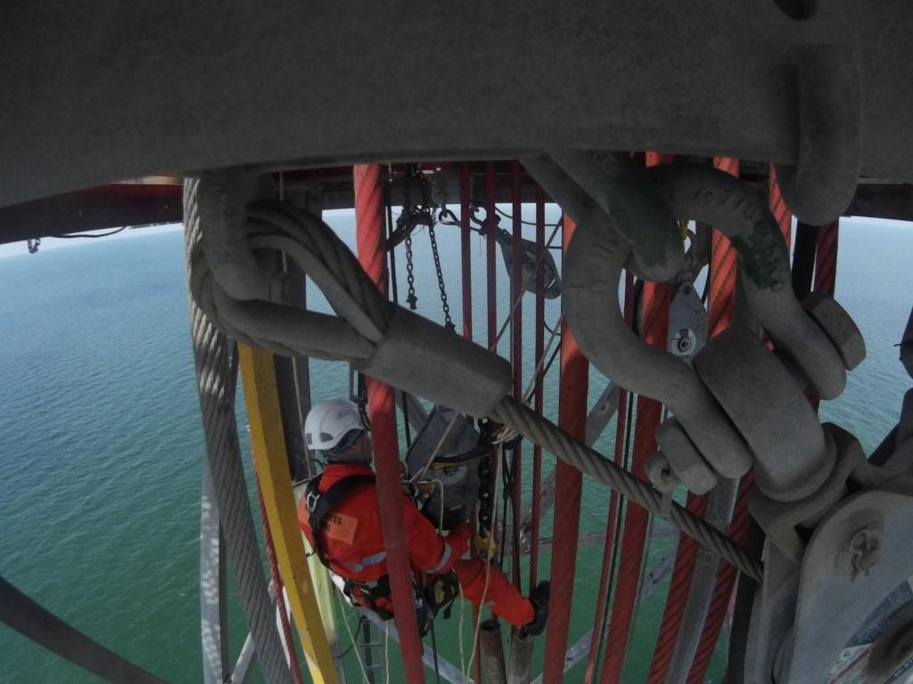 Услуги промышленных альпинистов в екатеринбурге